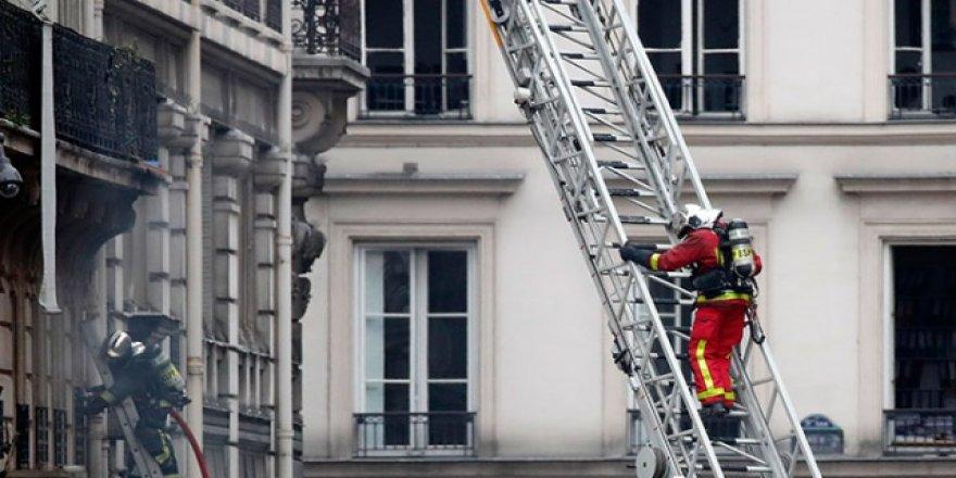 Fransa'daki patlamada ölü sayısı 4 oldu
