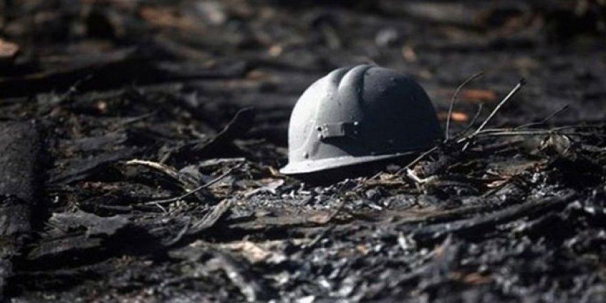 Çin'de kömür madeni göçtü