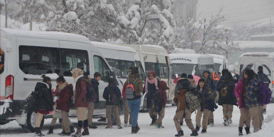 Bilecik'in bir ilçesinde okullar yarın tatil