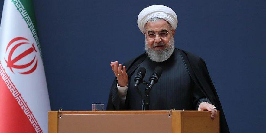 İran Cumhurbaşkanı Sünnilerin ve Türkmenlerin yönetimde olmasını istiyor