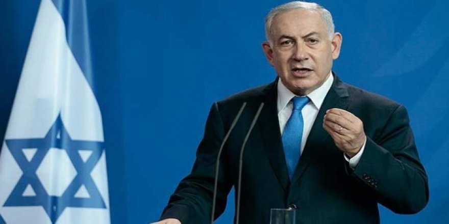 Netanyahu'dan İran'a suçlama