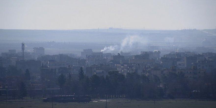 Suriyeliler Ayn el-Arab'ın YPG'lilerden temizlenmesini bekliyor