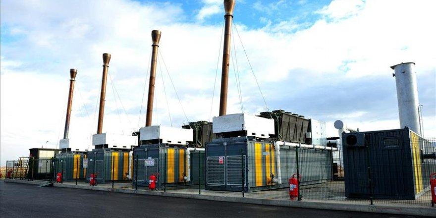 Konya'da çepten elektrik üretimi başarılı