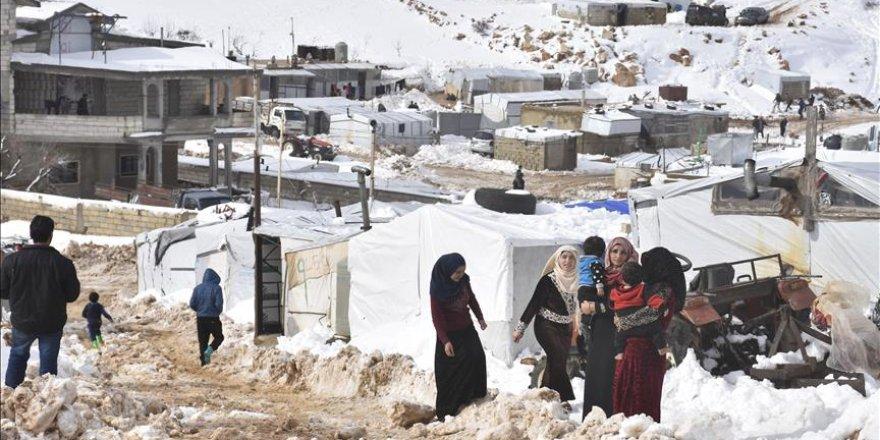 Suriyeli sığınmacılar için önlem aldıran uyarı
