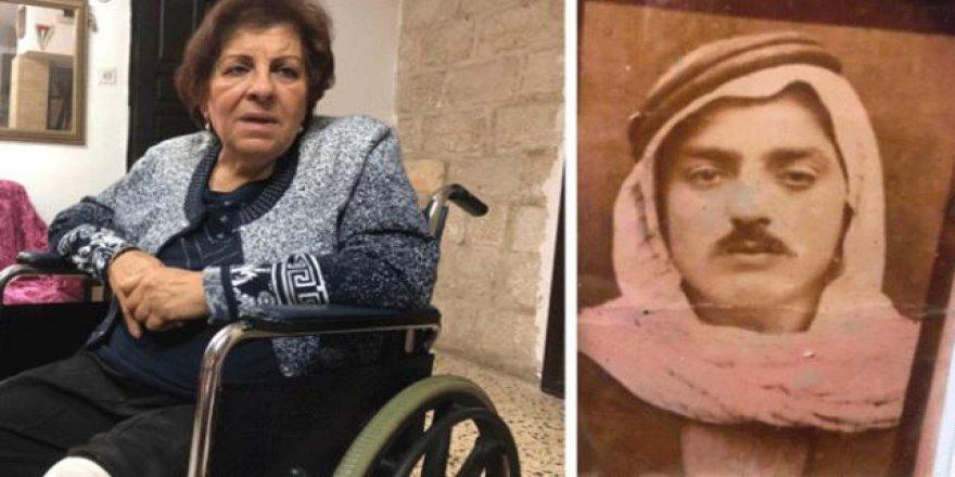 İsrail, öldürülen babasının kabrini ziyaret etmesine izin vermiyor