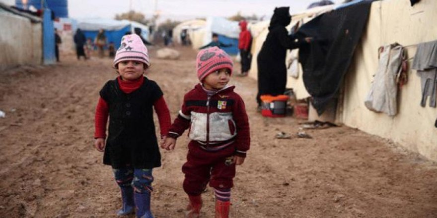 UNICEF: 15 Suriyeli çocuk donarak öldü