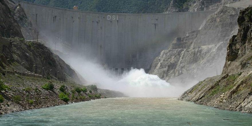 Rahmet yağdırıldı, barajlar dolduruldu