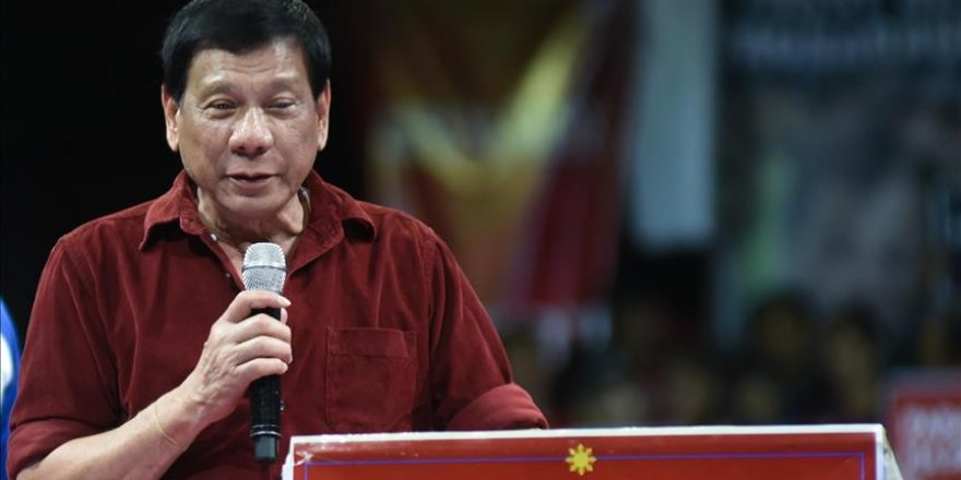 Filipinler Devlet Başkanı Duterte'den 'evet' oyu çağrısı