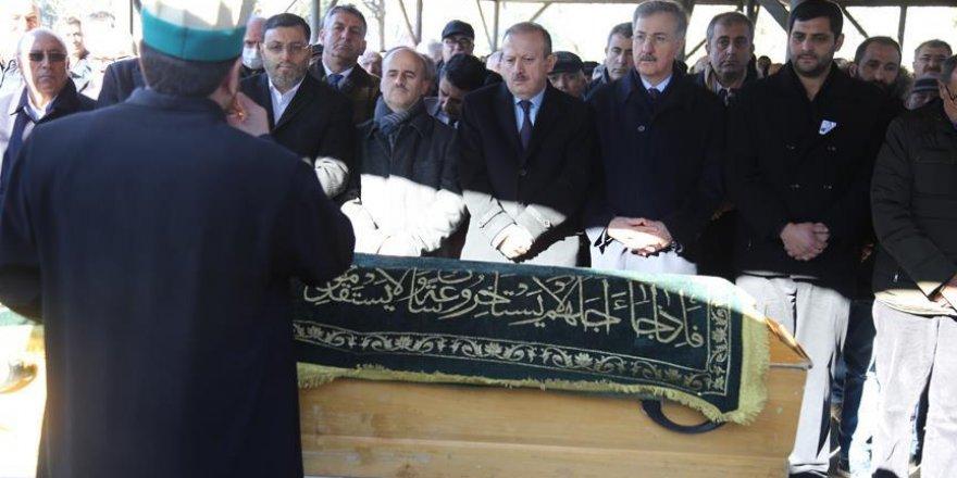 ABD'de öldürülen Türk benzincinin cenazesi defnedildi