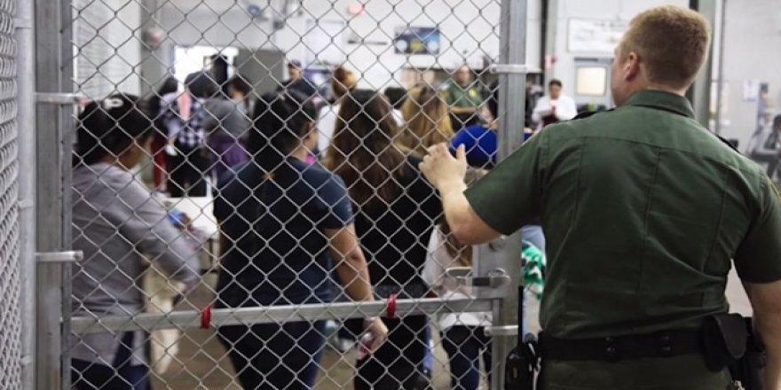 ABD'de ailelerinden ayrılan göçmen çocuklarla ilgili çarpıcı rapor