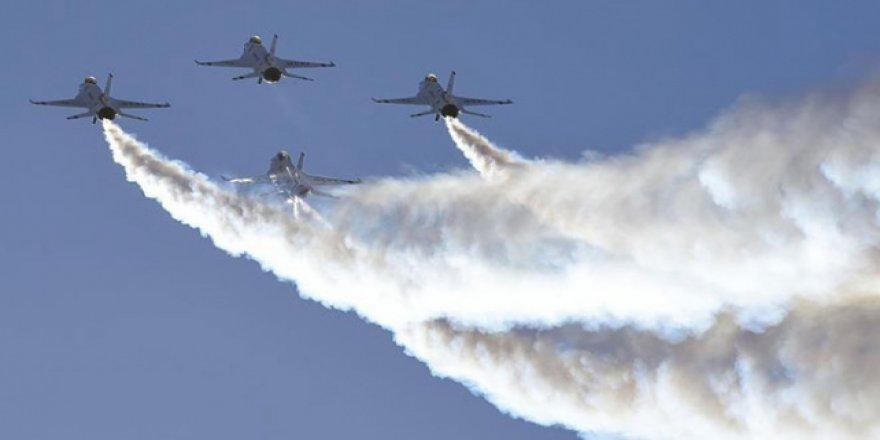 Yemen'de savaşa katılan pilotlara ABD eğitimi
