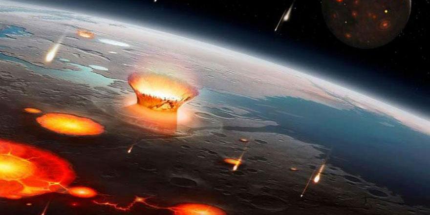 Bilim insanları Dünya'ya çarpan asteroid sayısındaki artışı tartışıyor