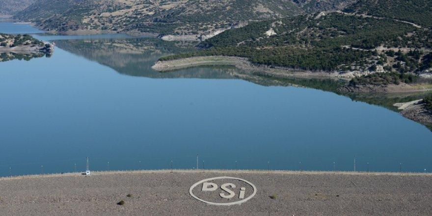 Etkili kar yağışı Ankara'nın barajlarını besledi