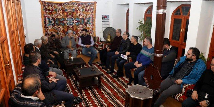 Kilis'in tarihi evleri araştırma merkezine dönüştürülüyor