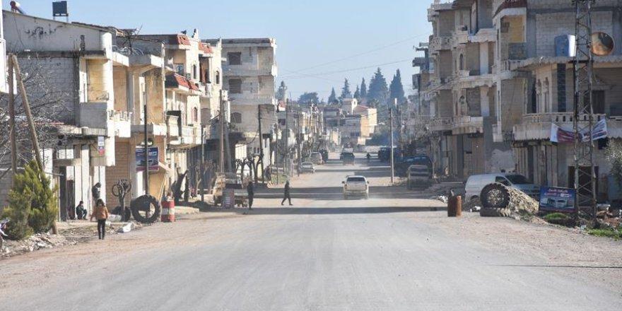 Afrin'de bir yıldır güven ve huzur hakim
