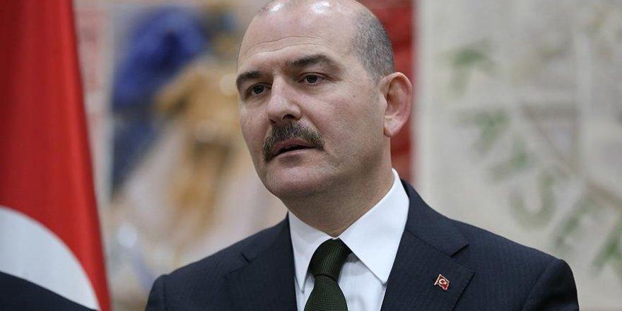 İçişleri Bakanı Soylu'dan dolandırıcılık uyarısı