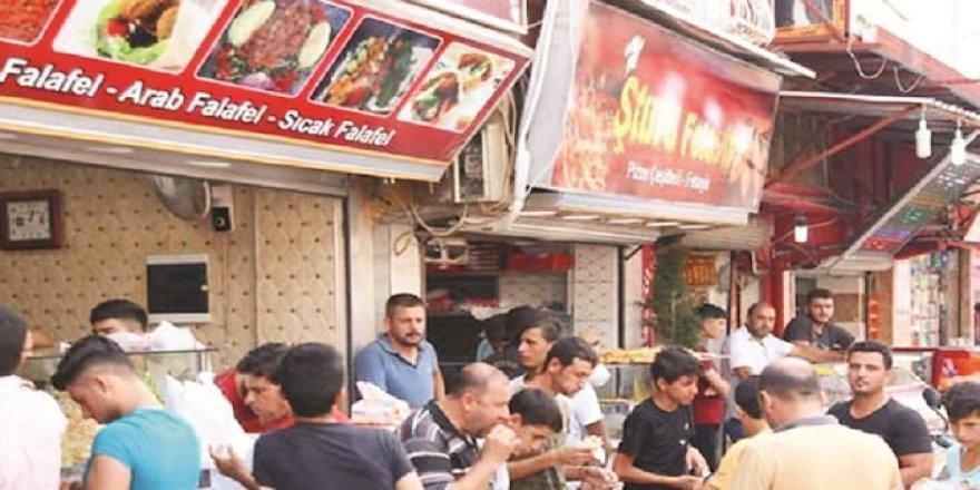 Suriyeliler ekonomiye katkı sağlıyor