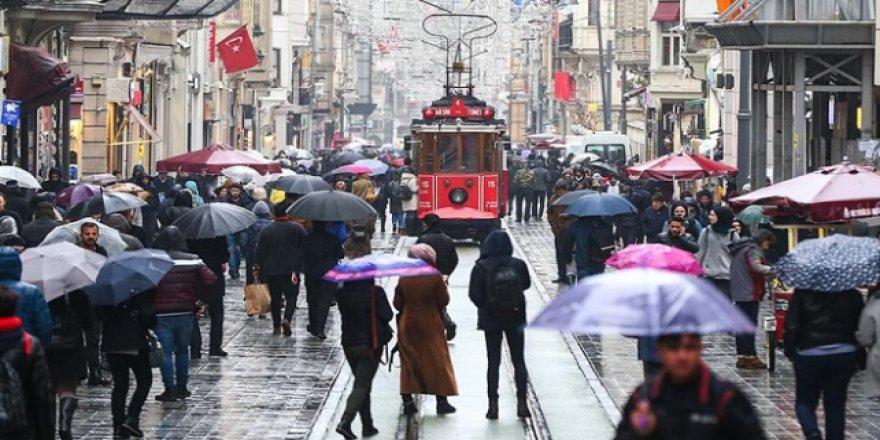 İstanbul'a sağanak 'rahmet' geliyor