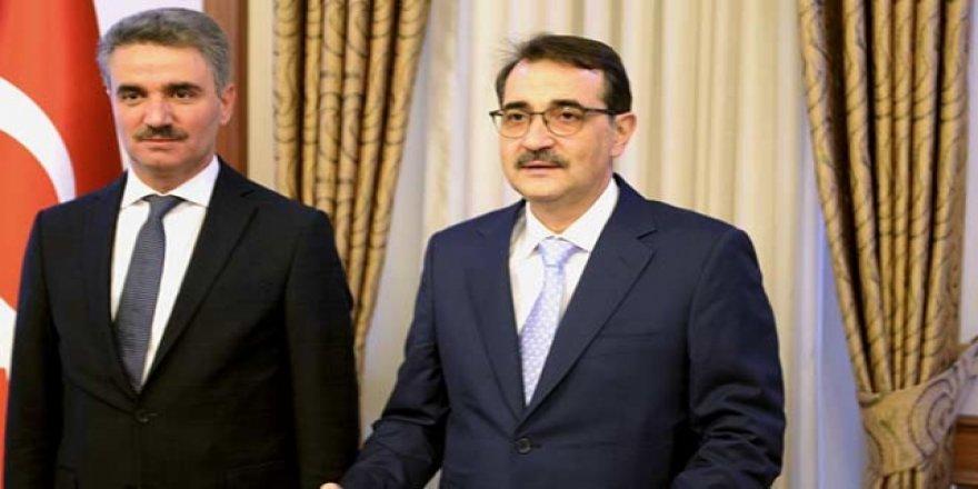 """Enerji ve Tabii Kaynaklar Bakanı Dönmez: """"Amacımız doğalgazı yaygınlaştırmak"""""""
