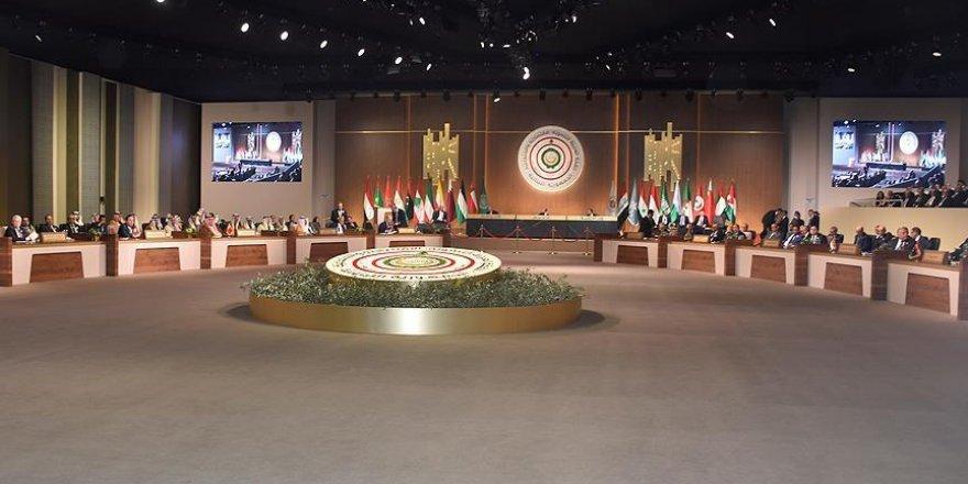 Arap Zirvesi!'ne sadece iki lider katılacak