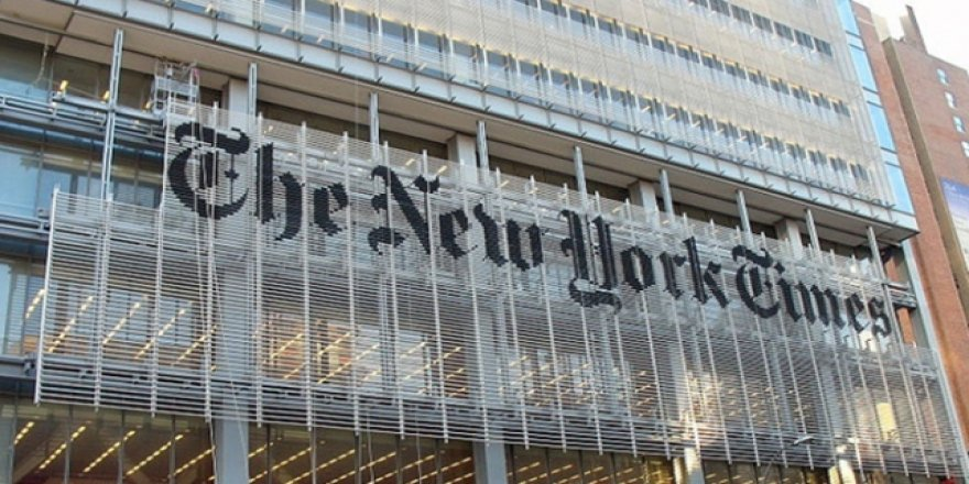 New York Times'ta Filistin makalesi