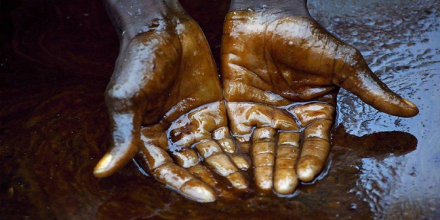 Nijerya'da 134 kaçak petrol kuyusu imha edildi