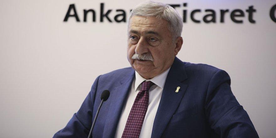 TESK Başkanı Palandöken'den akaryakıt fiyatları eleştirisi