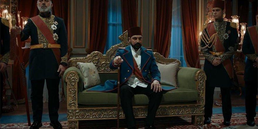 Yurt dışında bir diğer favori Türk dizisi: Payitaht Abdülhamid