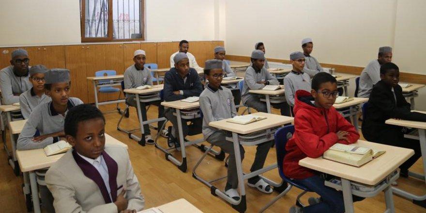 Sudan'ın hafızları Türkiye'de yetişiyor