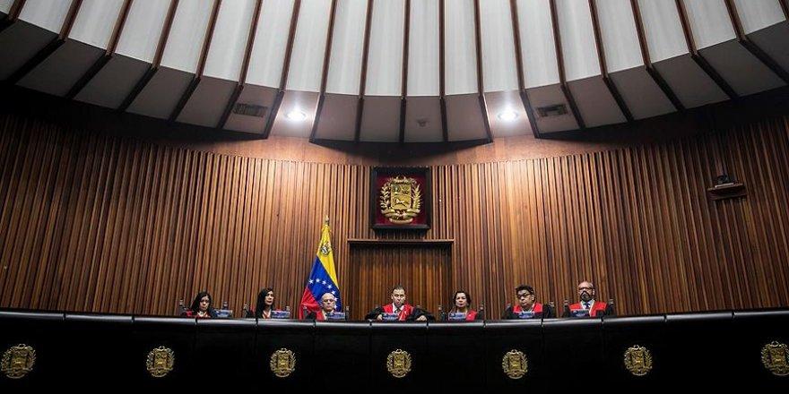 Venezuela'da Ulusal Meclis liderliği karşıtı karar