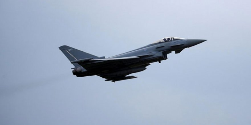 İngiltere, Irak ve Suriye'deki savaş uçaklarının sayısını azaltıyor