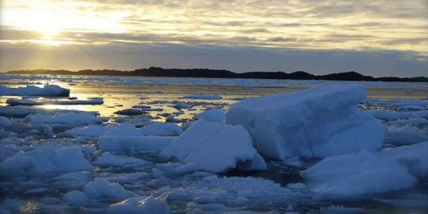 Buzullar sandığımızdan hızlı eriyor