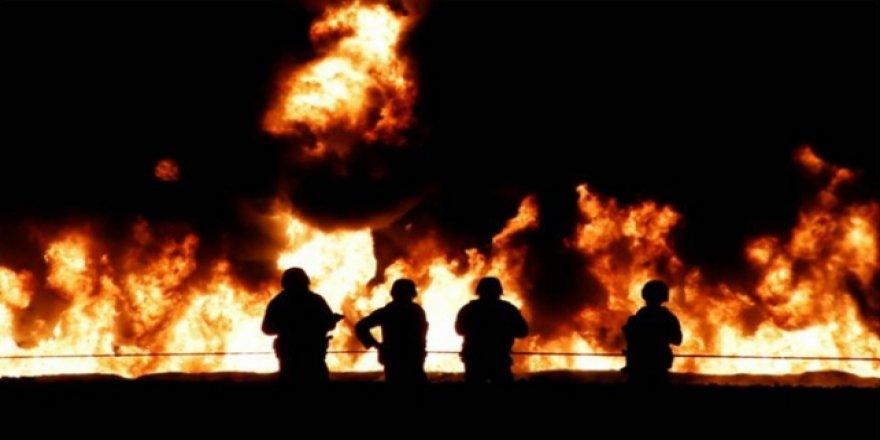 Meksika'da boru hattındaki patlamada ölü sayısı 93'e çıktı
