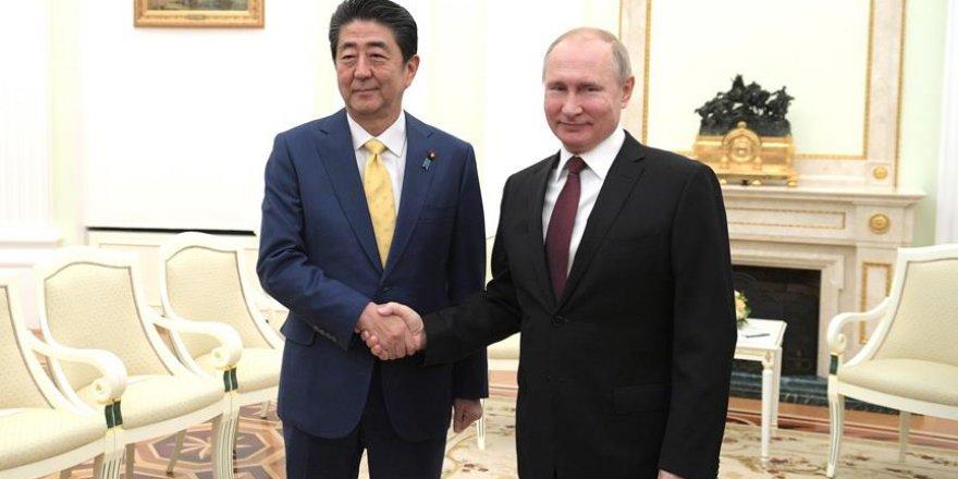 Rusya ile Japonya 'barışamıyor'