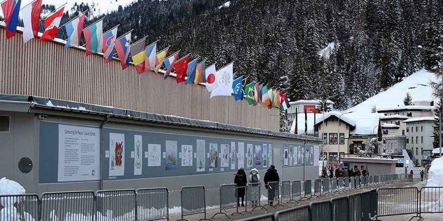 Türkiye Davos'a iki bakanla katılacak