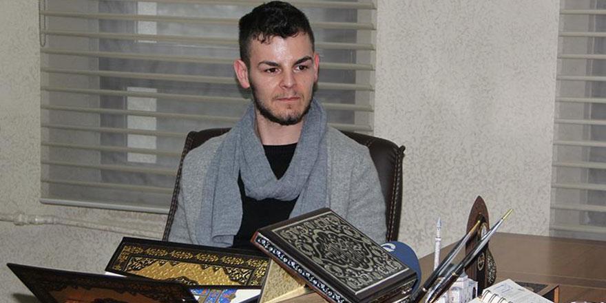 İtalyan genç taziyeye geldi Müslüman oldu