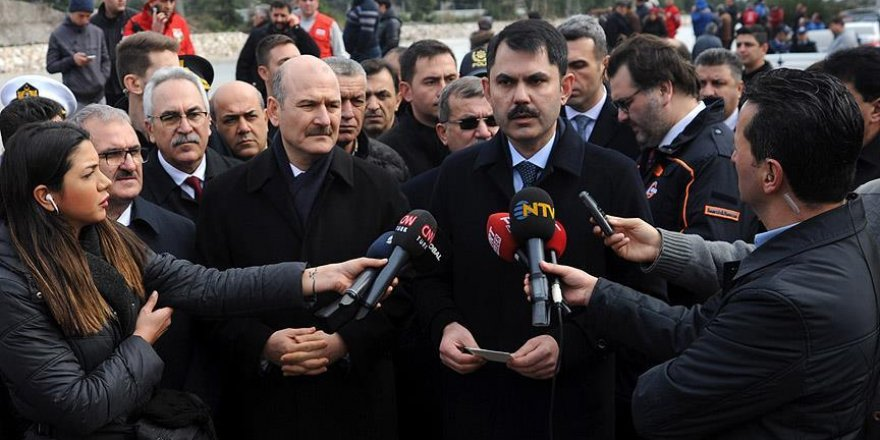 Antalya'da 300'den fazla bina hasarlı