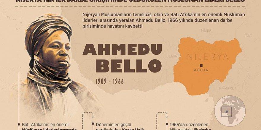 Nijerya'nın ilk darbe girişiminde öldürülen Müslüman lider: Bello