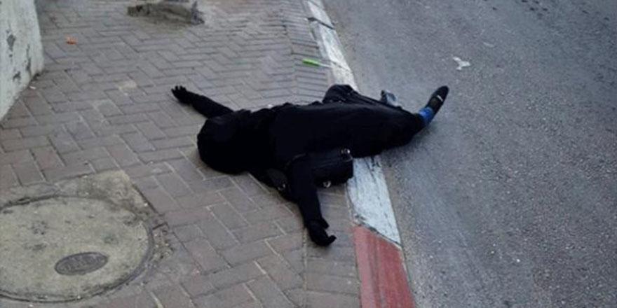 Katil İsrail polisinden bir infaz daha: Filistinli kadını şehit ettiler