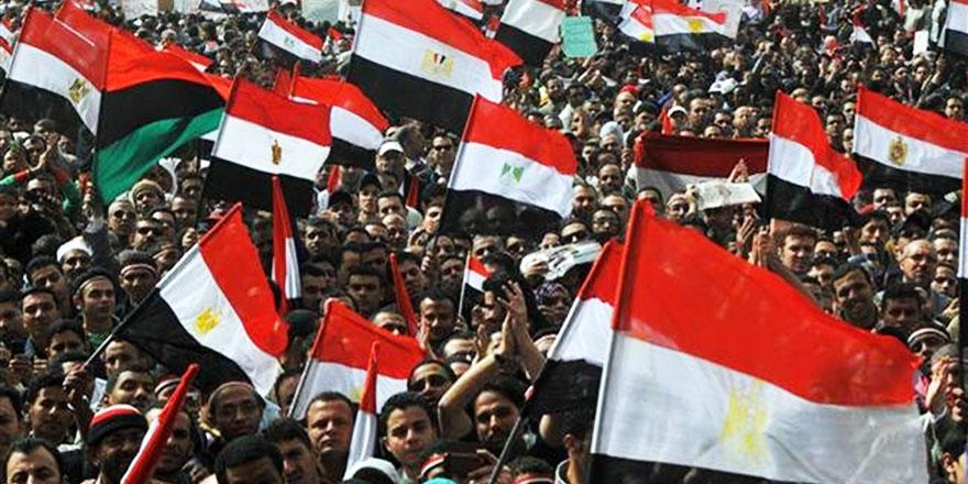 Batı Mısır'daki idamlara kör