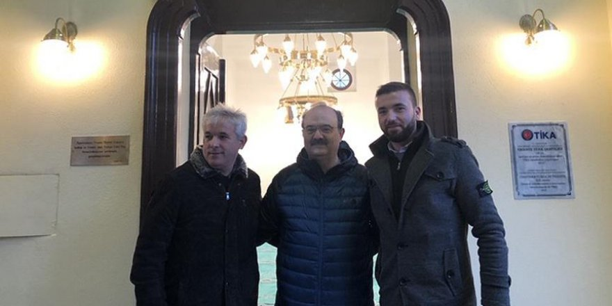 TİKA İtalya'daki Türk şehitliği ve mescidini ihya etti