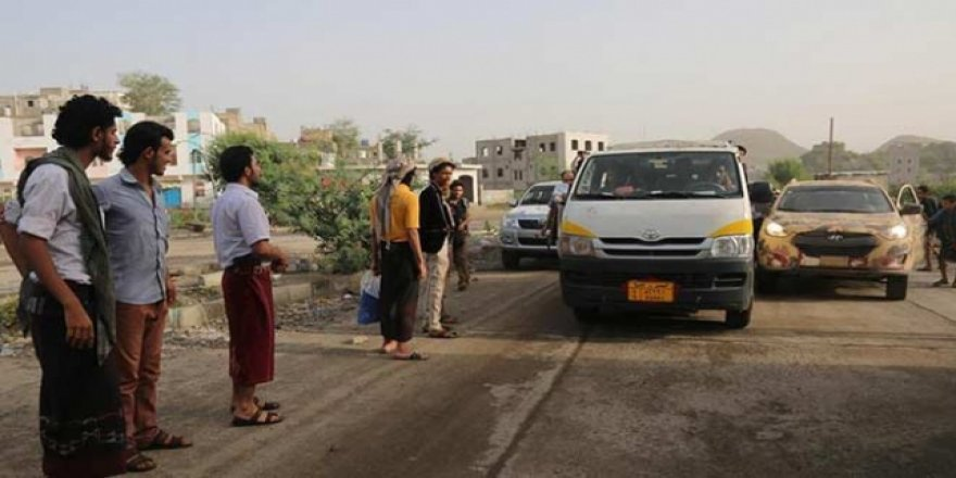 Yemen'de gündem esir ve tutuklular