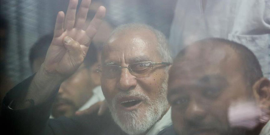 İhvan lideri Bedii hakkındaki bir hapis cezası daha onandı