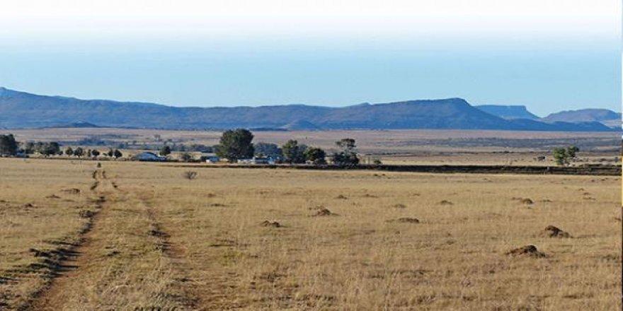 Güney Afrika'da toprak reformu tartışılıyor