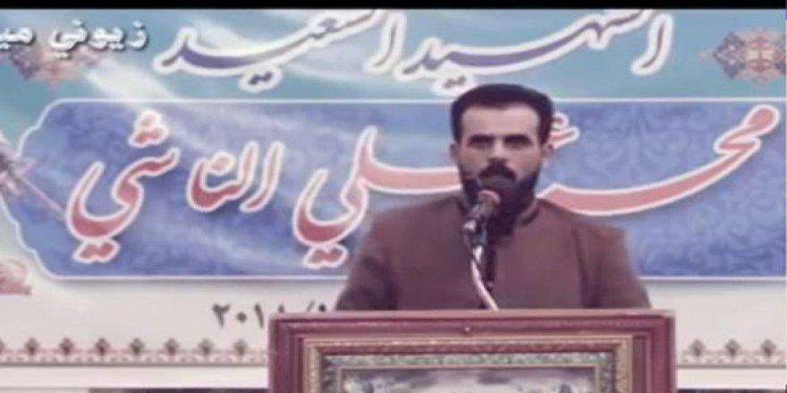 Saddam'ı öven şair gözaltında