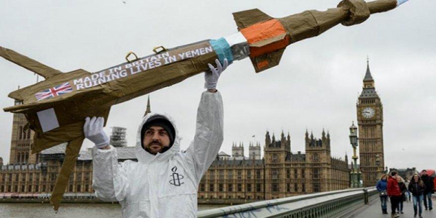 İngiliz akademisyen İngiltere'nin silah ihracatını sorguladı