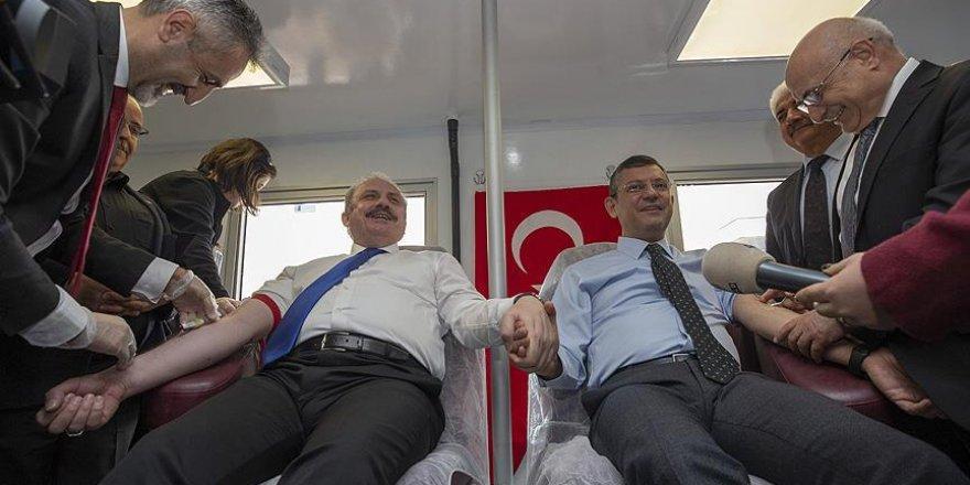 Milletvekillerinden 'kan ve kök hücre bağışı kampanyası'na destek