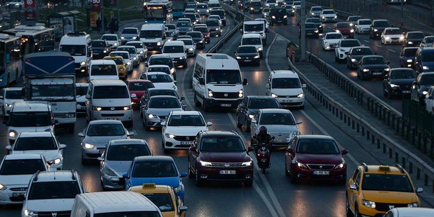Vatandaşlar en çok 'beyaz' renk otomobil alıyor