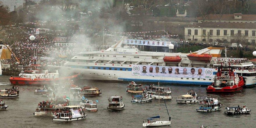 Marmara Denizi'nden sandalye lastik çıktı, dalgıçlar şaşkına döndü