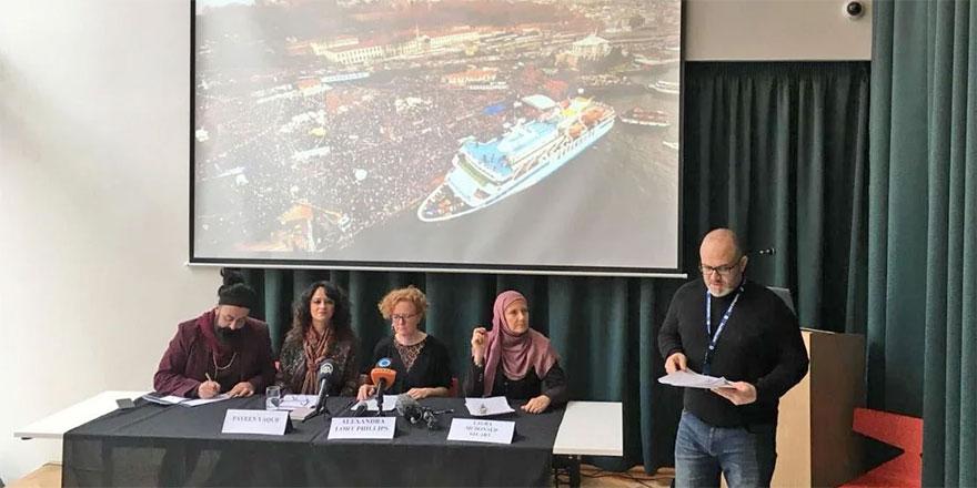 İsrail, Mavi Marmara mahkemesini tehdit ediyor